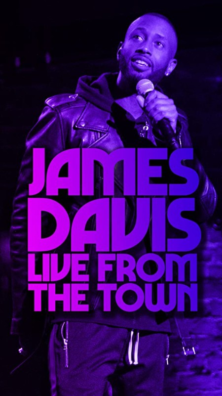 James Davis Live From The Town 2019 1080p AMZN WEBRip DDP2 0 x264-TEPES