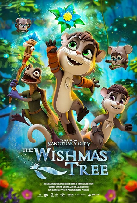 The Wishmas Tree (2020) HDRip XviD AC3-EVO