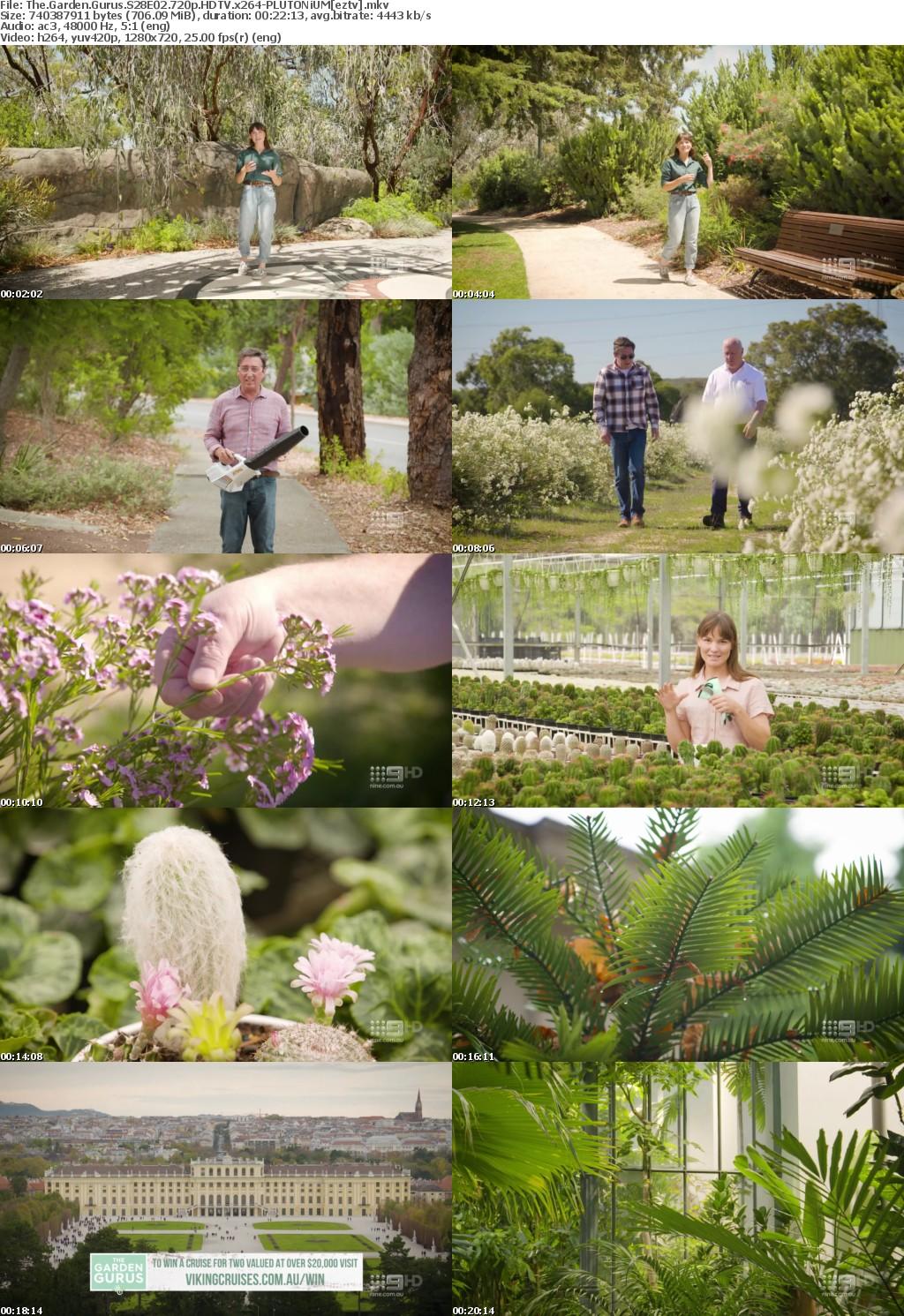 The Garden Gurus S28E02 720p HDTV x264-PLUTONiUM