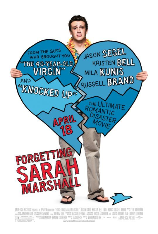 Forgetting Sarah Marshall 2008 1080p BluRay x265-RARBG