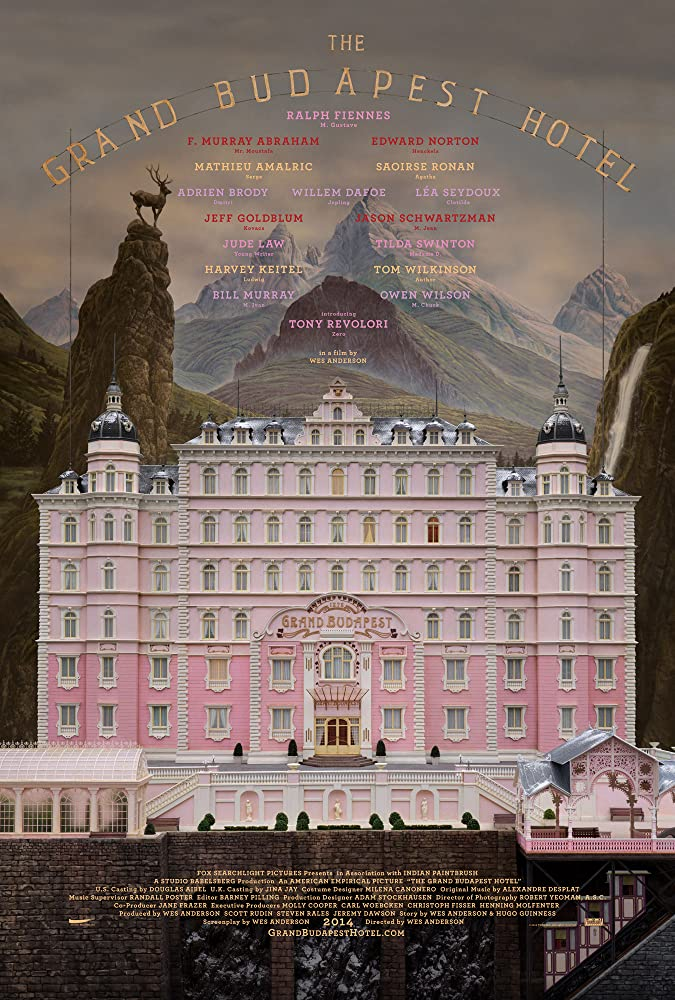 The Grand Budapest Hotel (2014) [1080p] [BluRay] [YTS MX]
