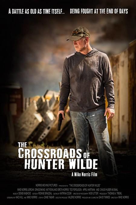 The Crossroads Of Hunter Wilde 2019 HDRip AC3 x264-CMRG