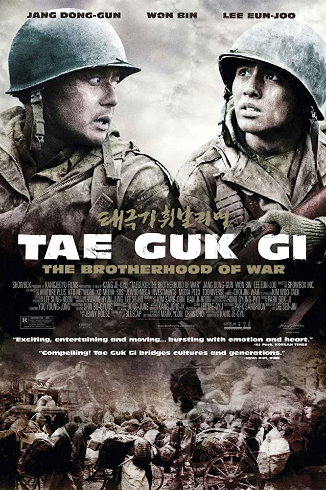 Tae Guk Gi The Brotherhood of War 2004 [720p] [BluRay] YIFY