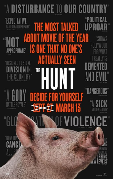 The Hunt 2020 720p HDCAM-C1NEM4