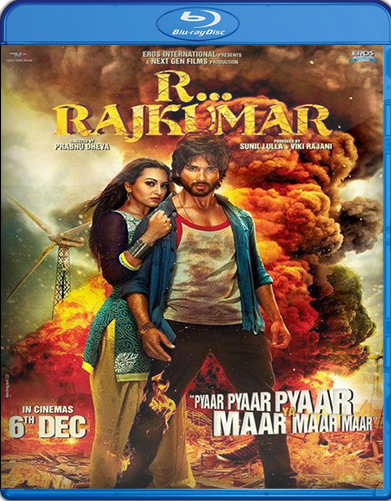 R.. Rajkumar (2013) Hindi 720p HDRip x265 HEVC ESubs-MA
