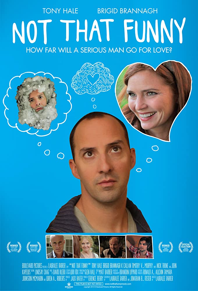 Not That Funny 2012 [720p] [WEBRip] YIFY