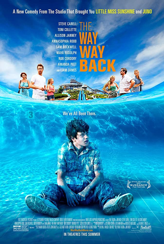 The Way Way Back (2013) [1080p] [BluRay] [YTS MX]