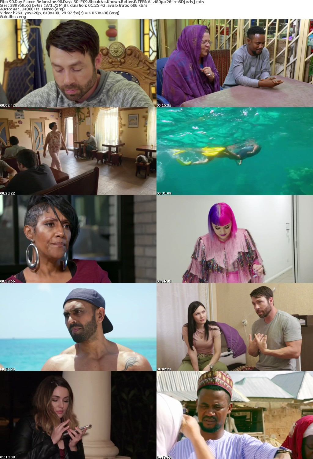 90 Day Fiance Before the 90 Days S04E09 Shouldve Known Better iNTERNAL 480p x264-mSD