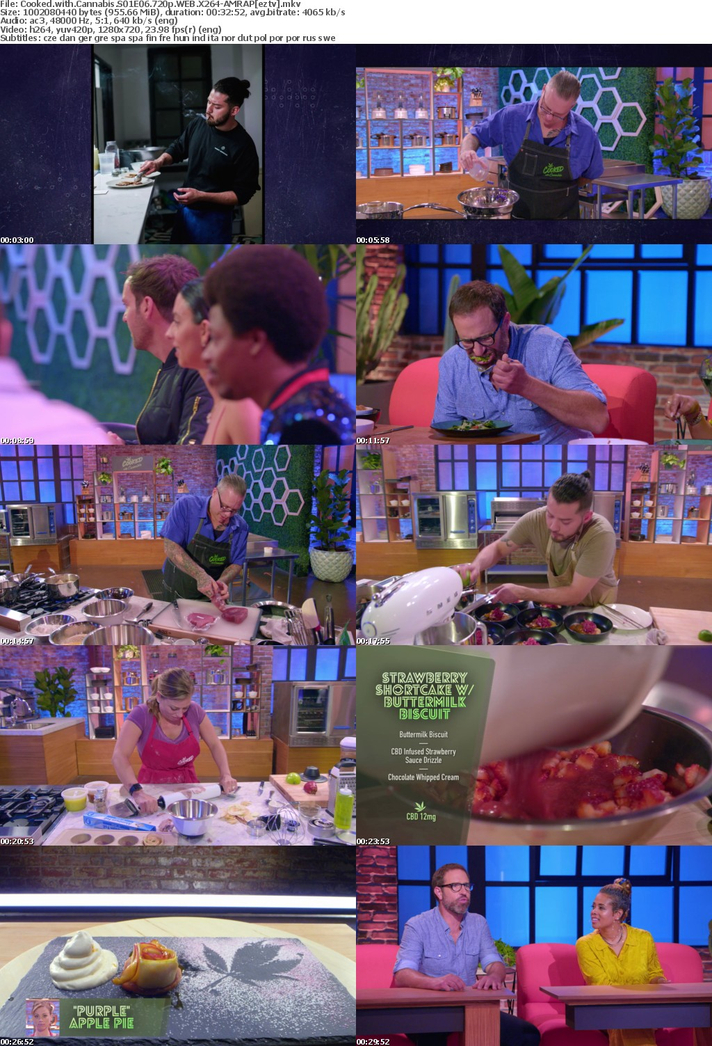 Cooked with Cannabis S01E06 720p WEB X264-AMRAP