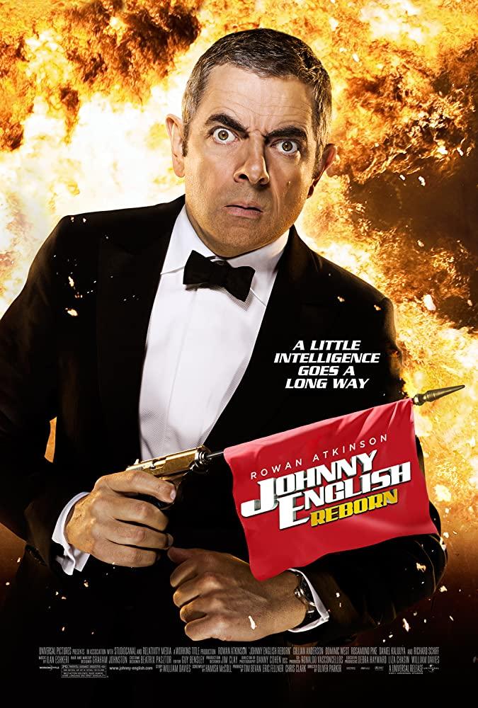Johnny English Reborn 2011 1080p BluRay x265-RARBG