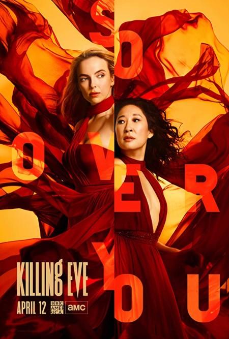 Killing Eve S03E01 Slowly Slowly Catchy Monkey 720p HDTV X264-DEADPOOL