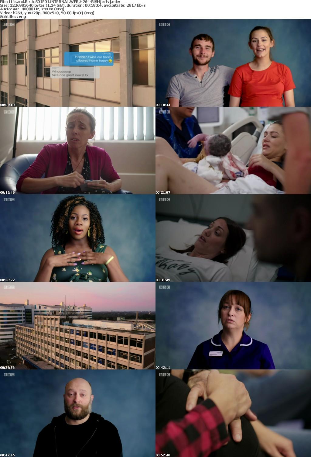 Life and Birth S01E01 iNTERNAL WEB H264-BiSH