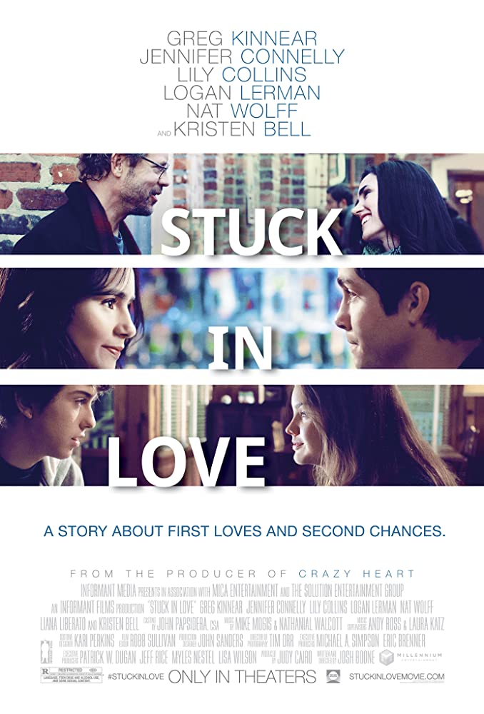 Stuck in Love (2012) [1080p] [BluRay] [YTS MX]