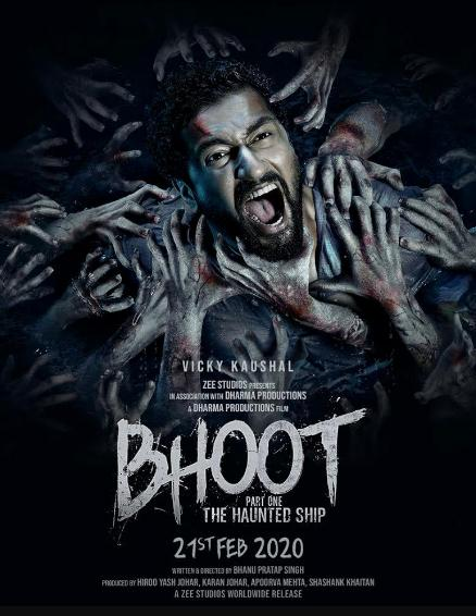 Bhoot Part One The Haunted Ship (2020) Hindi 720p HDRip x264 ESubs-DLW