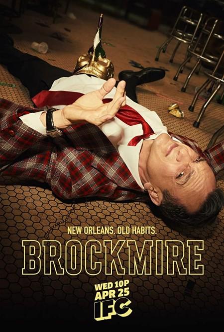 Brockmire S04E02 Three Year Contract 720p AMZN WEB-DL DDP5 1 H 264-NTb