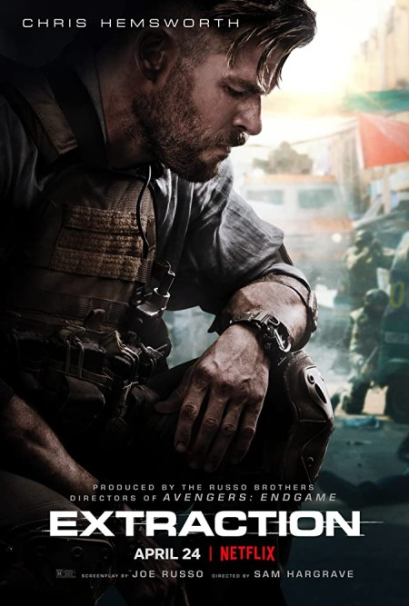 Extraction (2020) UNTOUCHED 720p NF WEBRip Dual Audio Hindi + English DD-5 1 950 MB MSub x264 - Shadow