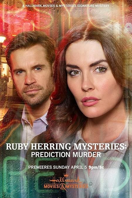 Ruby Herring Mysteries Prediction Murder 2020 HDTV x264-W4F
