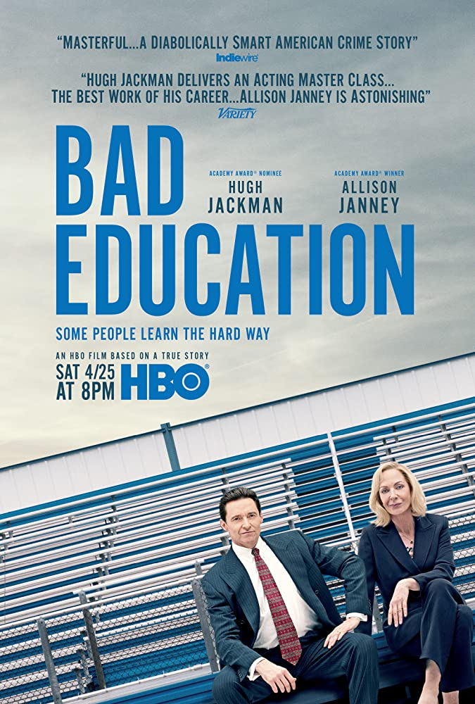 Bad Education 2020 1080p AMZN WEBRip X264 AC3-EVO