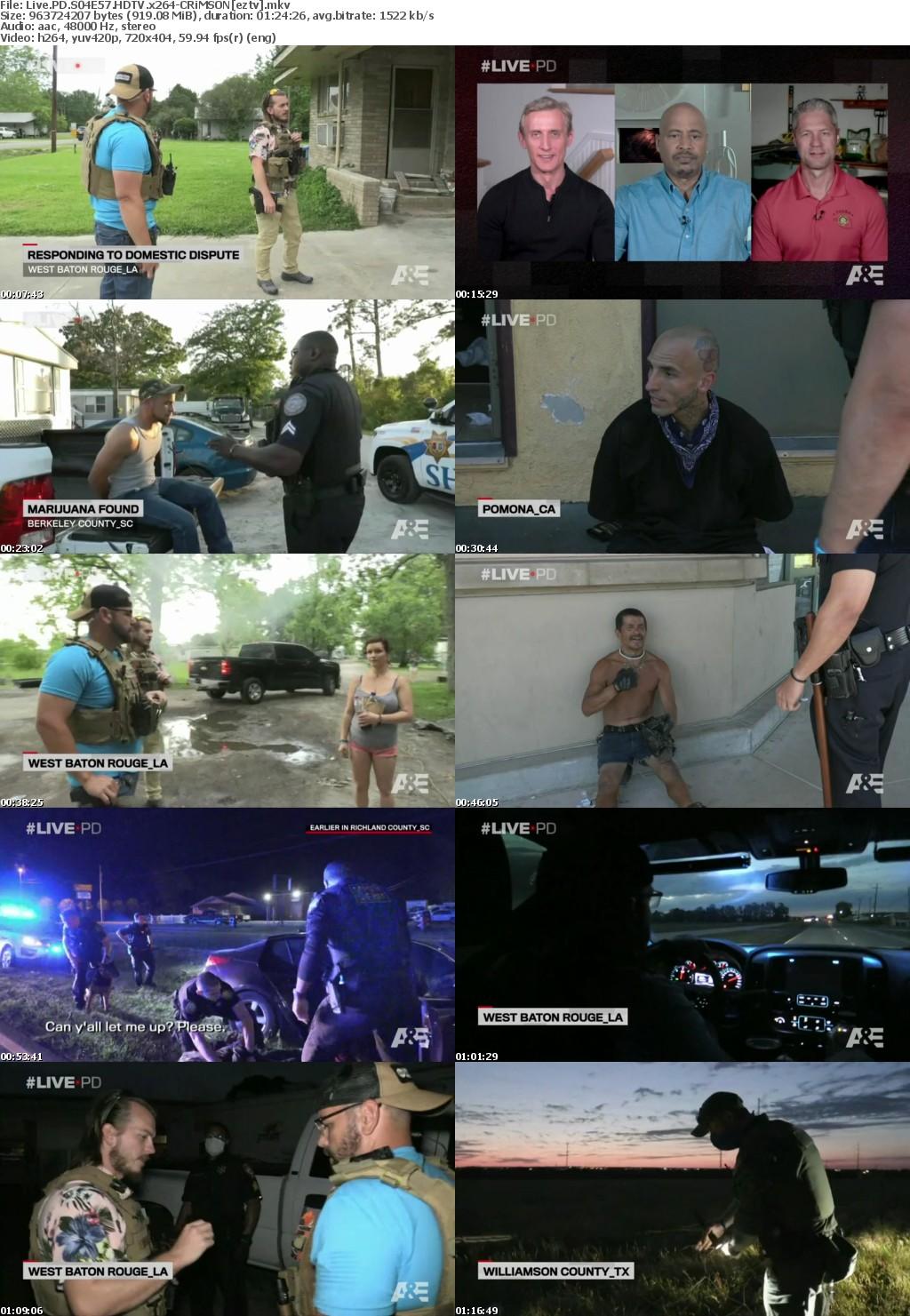 Live PD S04E57 HDTV x264-CRiMSON