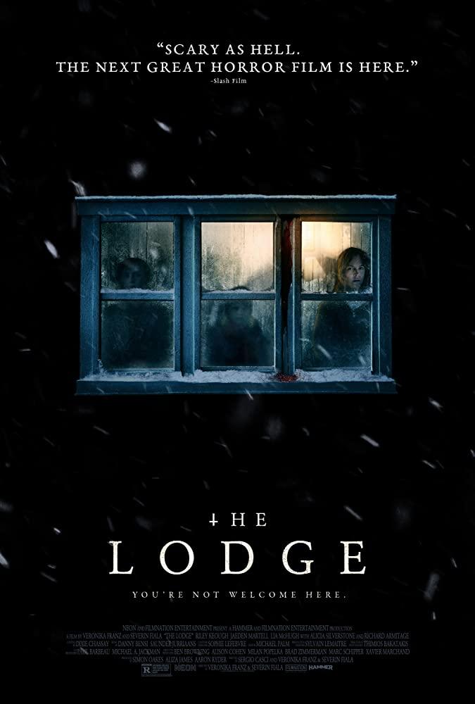 The Lodge 2019 BRRip XviD AC3-XVID