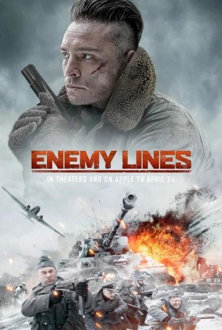 Enemy Lines 2020 1080p WEB-DL H264 AC3-EVO