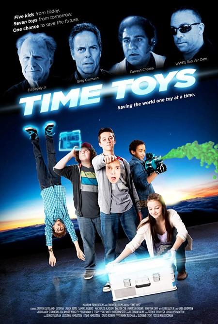 Time Toys (2016) WEB-DL (DDP 2 0) X264 Solar