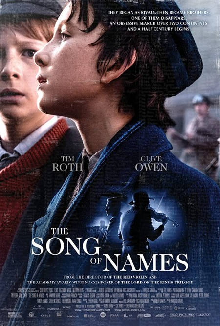 The Song Of Names 2019 BRRip XviD AC3-EVO