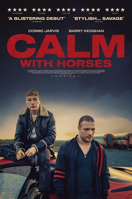 Calm With Horses 2020 720p WEBRip 800MB x264-GalaxyRG