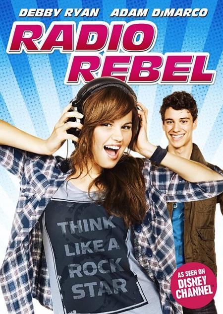 Radio Rebel (2012) 720p Disney iTunes WEBRip 720p X264 Solar