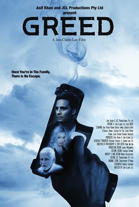 Greed (2020) 720p WEBRip 800MB x264  GalaxyRG