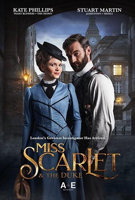 Miss Scarlet And The Duke S01E06 720p HDTV x264-Cherzo