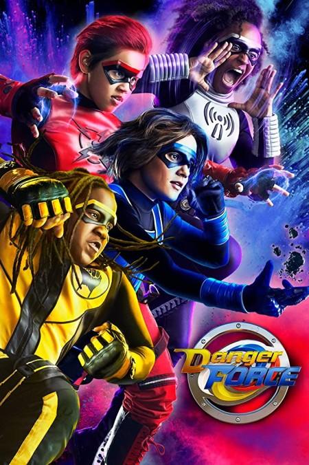 Danger Force S01E06 HDTV x264-W4F