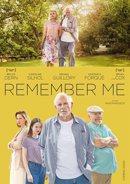 Remember Me 2019 720p WEBRip 800MB x264-GalaxyRG