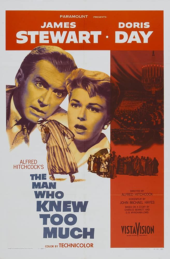 The Man Who Knew Too Much 1956 1080p BluRay x265-RARBG
