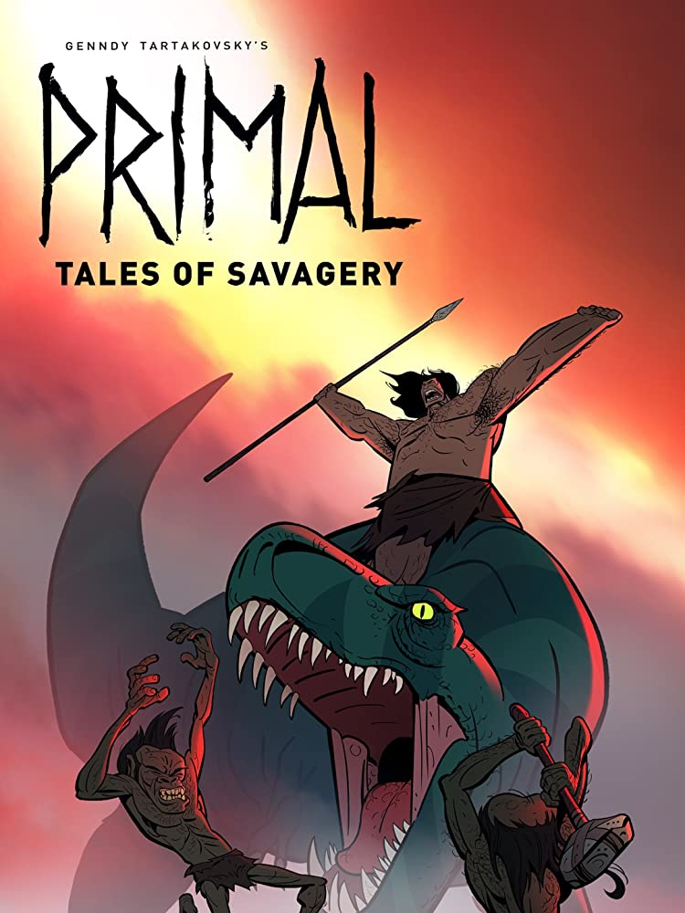 Primal Tales of Savagery 2019 WEBRip XviD MP3-XVID