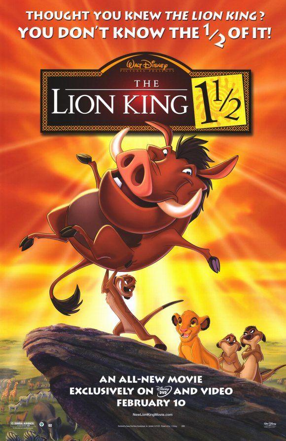 The Lion King 3 Hakuna Matata (2004) [720p] [BluRay] [YTS MX]