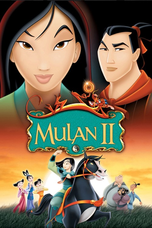Mulan II (2004) [720p] [BluRay] [YTS MX]