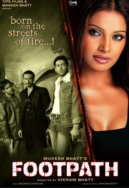 Footpath (2003) Hindi 720p HDRip x264-DLW