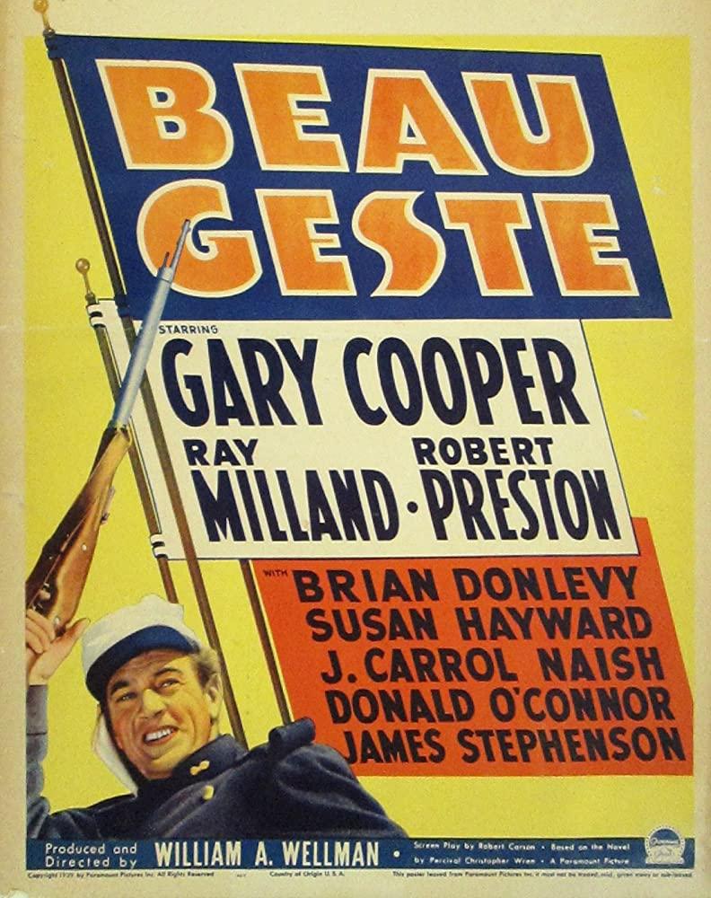 Beau Geste 1939 1080p BluRay x265-RARBG