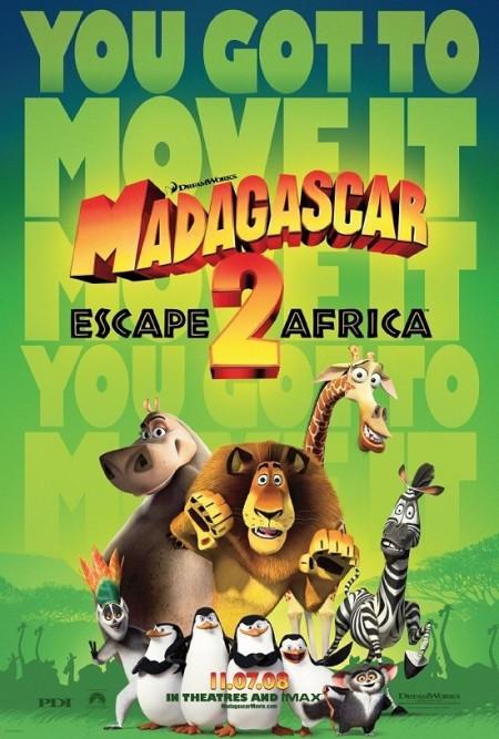 Madagascar Escape 2 Africa (2008) (1080p BDRip x265.10bit EAC3 5.1 - r0b0t) TAoE mkv