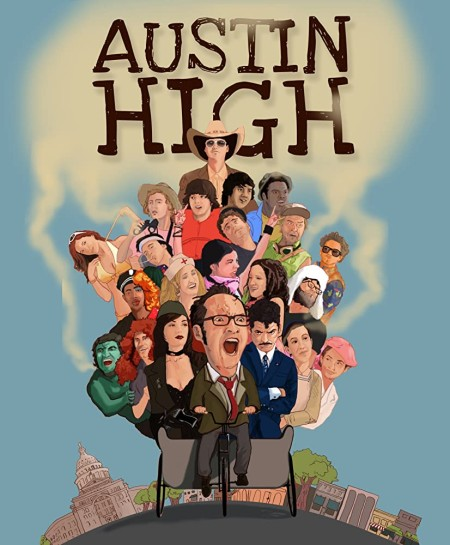 Austin High (2011) 720p WEBRip X264 Solar