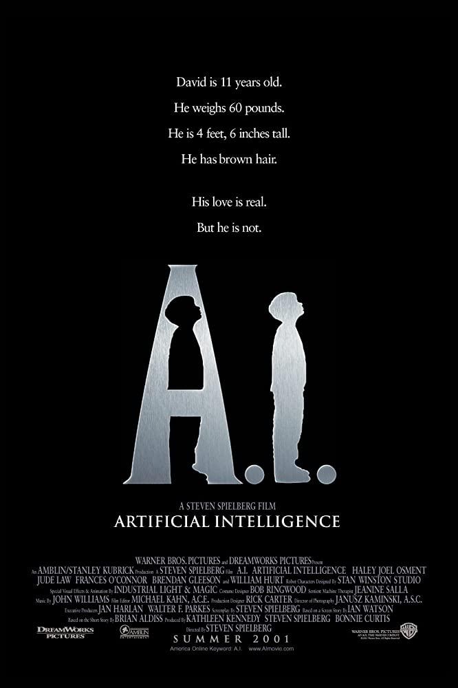 A I Artificial Intelligence (2001) [720p] [BluRay] [YTS MX]