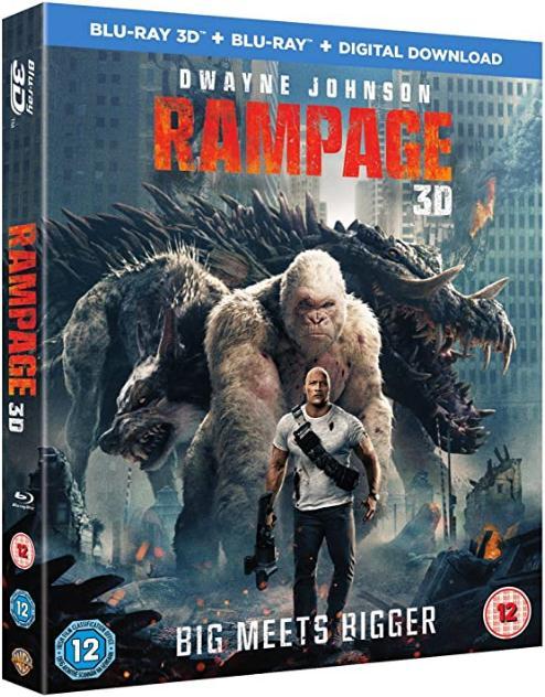 Rampage (2018) 3D HSBS 1080p BluRay x264-YTS