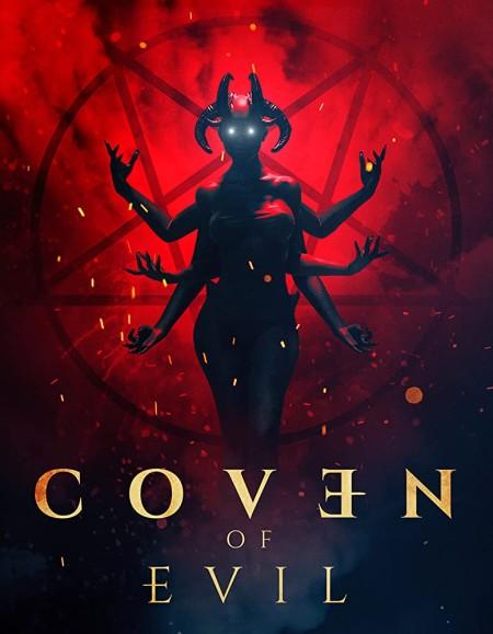 Coven Of Evil (2020) 720p WEBRip 800MB x264-GalaxyRG