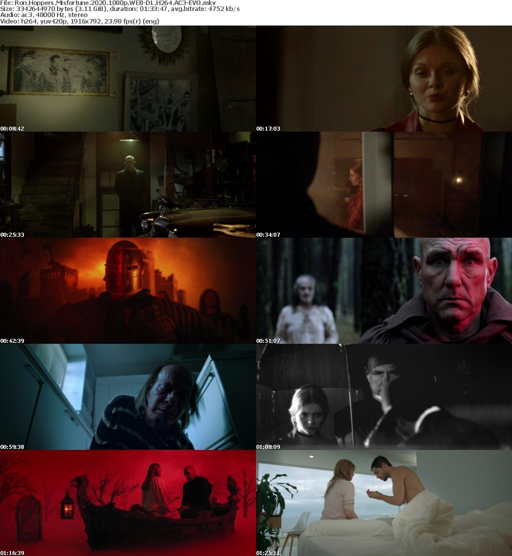 Ron Hoppers Misfortune (2020) 1080p WEB-DL H264 AC3-EVO