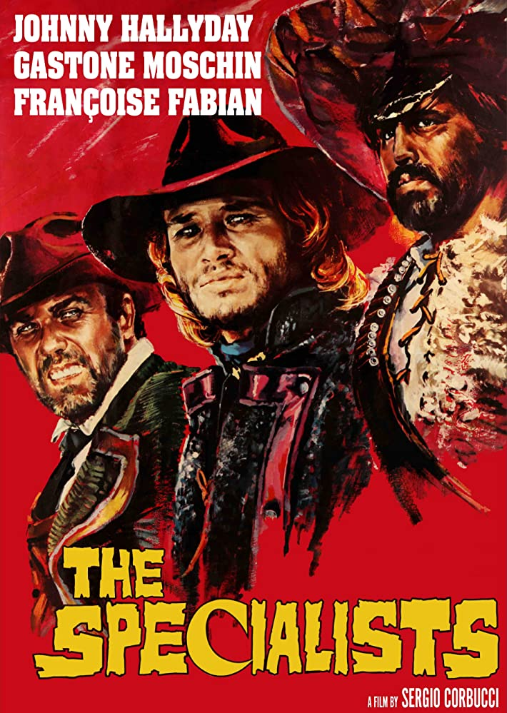 The Specialists 1969 1080p BluRay x264-GHOULS
