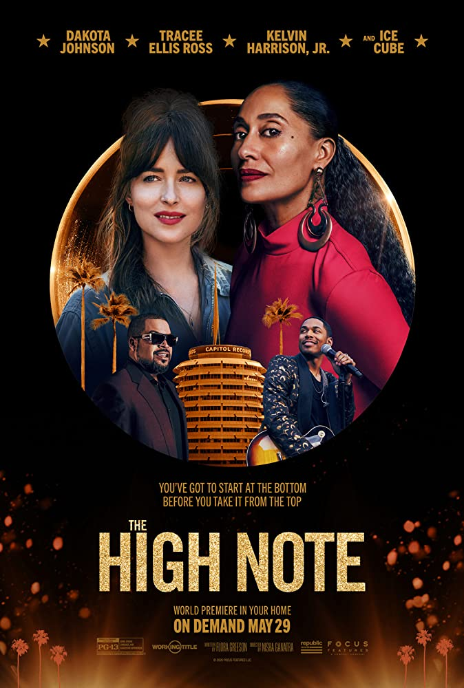 The High Note 2020 1080p WEBRip x265-RARBG