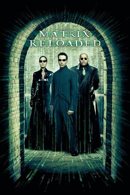 The Matrix Reloaded 2003 REMASTERED BRRip XviD B4ND1T69