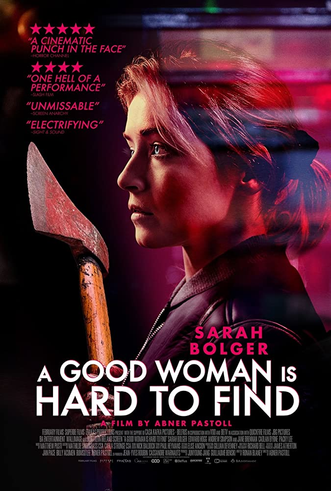 A Good Woman Is Hard to Find 2019 BRRip XviD MP3-XVID