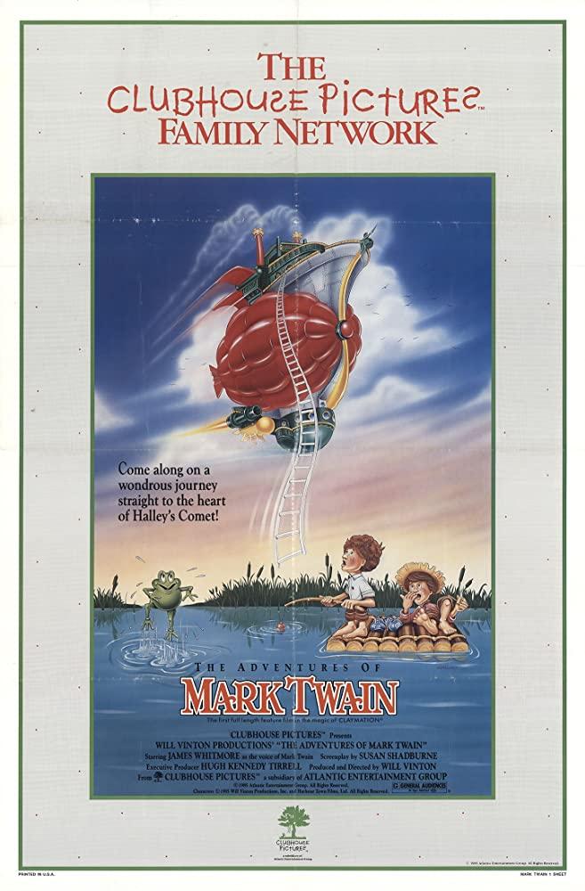 The Adventures of Mark Twain (1985) [720p] [BluRay] [YTS MX]